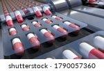 Pharmacy Medicine Capsule Pill...