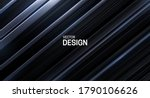 black and silver layered... | Shutterstock .eps vector #1790106626
