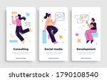 poster  flyer or mobile... | Shutterstock .eps vector #1790108540
