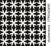 vector geometric seamless... | Shutterstock .eps vector #1790162690