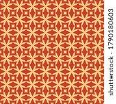 vector geometric seamless... | Shutterstock .eps vector #1790180603