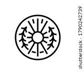 Sunrise And Evergreen Logo...