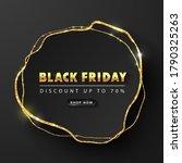black friday modern background... | Shutterstock .eps vector #1790325263