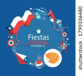 fiestas patrias   national... | Shutterstock .eps vector #1790336480