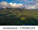 Ben Nevis Aerial Drone Photo...