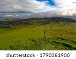 Ben Nevis Aerial View  Scotland