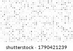 abstract monochrome background... | Shutterstock .eps vector #1790421239