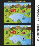 game for children  find the ten ... | Shutterstock . vector #179052200