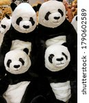 Panda Dolls  Soft And Cuddly