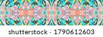 colorful ornamental seamless... | Shutterstock . vector #1790612603