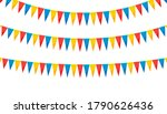 Paper Bunting Party Flags...