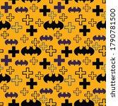 vector seamless pattern for... | Shutterstock .eps vector #1790781500