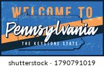 Welcome To Pennsylvania Vintage ...