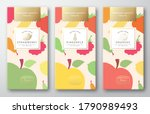 dried fruits label packaging... | Shutterstock .eps vector #1790989493