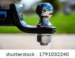 "2"" Trailer Ball Hitch Mounted..."