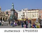 krakow  poland   february 26 ... | Shutterstock . vector #179103533