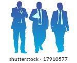 group of business people | Shutterstock . vector #17910577