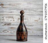 Decorative Ceramic Bottle With...