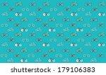 vintage bike   fixed gear  ... | Shutterstock . vector #179106383