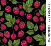 seamless pattern with... | Shutterstock .eps vector #1791103676