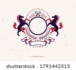 graphic symbol created using... | Shutterstock .eps vector #1791442313