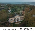 Old Abandoned Ruined Mansion In ...