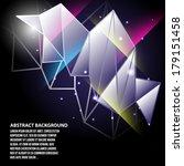 vector illustration of abstract ... | Shutterstock .eps vector #179151458