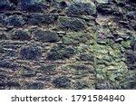 Photo Of Vintage Brick Wall...