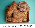 Turkish Breads In The Studio