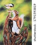 Lovely Hare  Wild Rabbit...