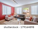 interior design of a luxury... | Shutterstock . vector #179164898