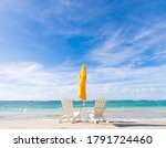 Romantic Date On Beautiful Sea...