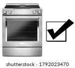Electric Range Cooker With...