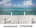 A Wooden Pier Is Used For...