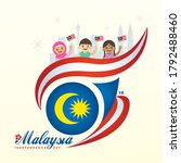 31 august   malaysia...   Shutterstock .eps vector #1792488460