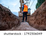 Engineer Wear Safety Uniform...