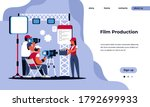 video production landing page....