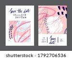 set of creative universal...   Shutterstock .eps vector #1792706536