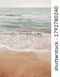 Neutral Sea Ocean Background...