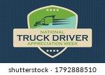 national truck driver...   Shutterstock .eps vector #1792888510