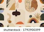 modern minimalist abstract... | Shutterstock .eps vector #1792900399