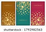 luxury packaging design of... | Shutterstock .eps vector #1792982563