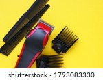 Hairdressers Tool. Hair Clipper ...