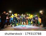 las palmas  spain   february 28 ...   Shutterstock . vector #179313788