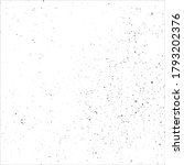 vector grunge black ink splat...   Shutterstock .eps vector #1793202376