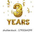 Number 3 Birthday Celebration...