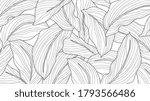 black and white wallpaper... | Shutterstock .eps vector #1793566486