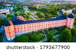 Uppsala Castle And Linneanum By ...