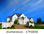 american house | Shutterstock . vector #1793858