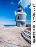 Lighthouse Sanjuan Castillo De...